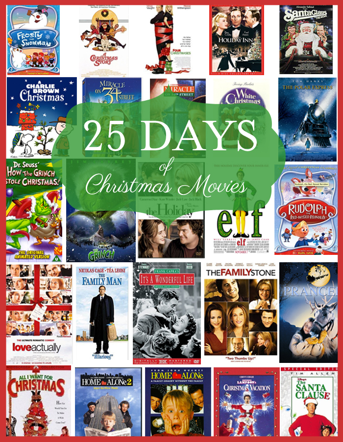 Best films to watch at christmas