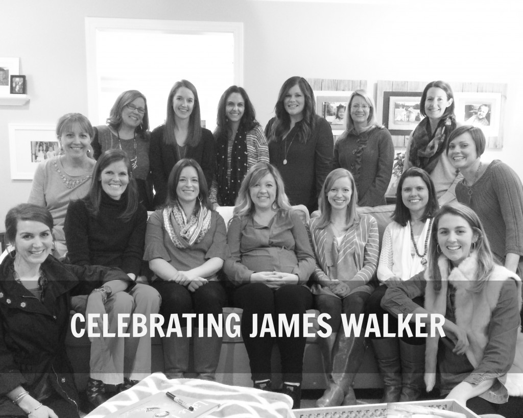 celebrating James Walker